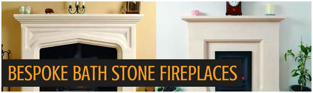 Bath Stone Fireplaces | Stoneways Fireplaces and Stoves