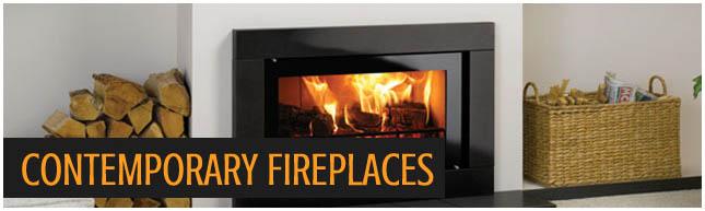 Contemporary Fireplaces | Stoneways Fireplaces and Stoves