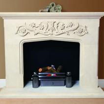 The Northwick Grand Fireplace