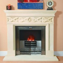 The Rosslyn Grand Fireplace